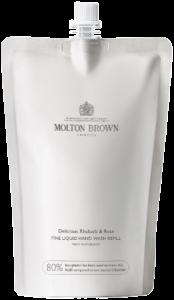 Molton Brown Delicious Rhubarb & Rose Fine Liquid Hand Wash Refill