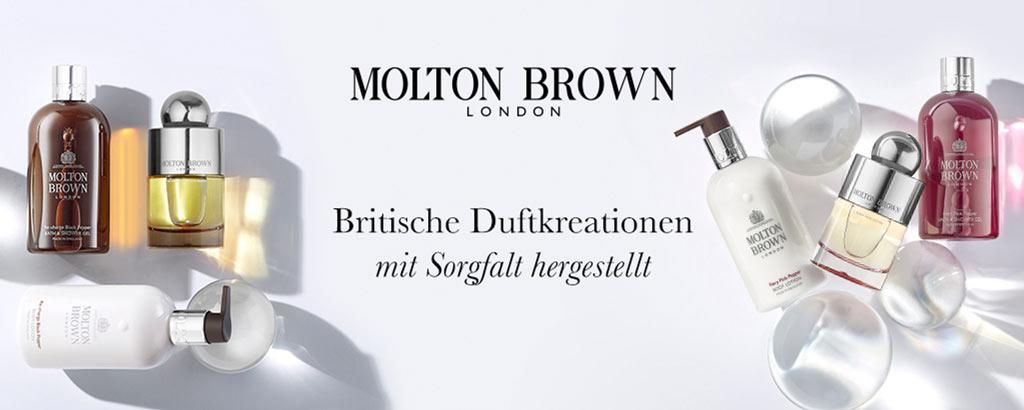 Molton Brown - jetzt endecken