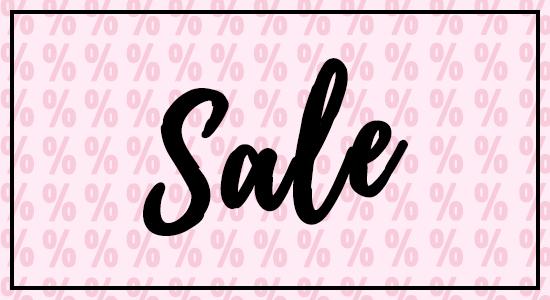 Unser SALE - jetzt shoppen & sparen!